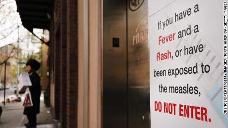 ¿Qué tan preocupado debería estar por el sarampión?