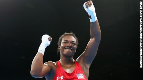 A second Olympic gold came for Shields at Rio in 2016