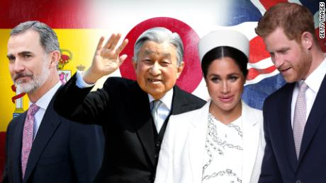 Can the world's royals modernize and maintain their thrones?