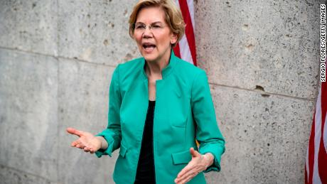 Elizabeth Warren calls for federal protections for abortion rights, warns GOP efforts to overturn Roe 'just might work'