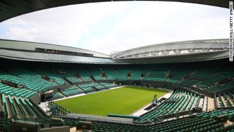Wimbledon's No.1 court will sport a new retractable roof for the 2019 tournament.