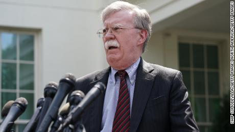 Trump's National Security Adviser John Bolton said on Saturday that North Korea's weapons tests this month violated UN resolutions