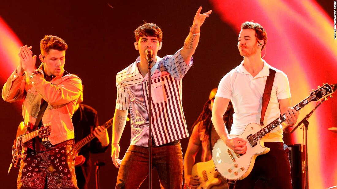 The Jonas Brothers Announce First Tour In Nearly A Decade