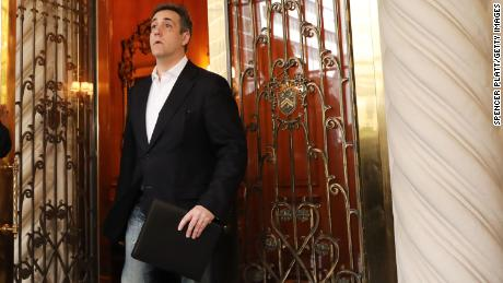 Michael Cohen called himself 'a man all alone' ahead of imprisonment, recording shows