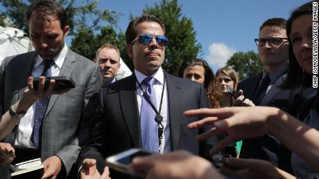 Scaramucci says Trump will turn on everyone 'eventually,' then 'entire country'