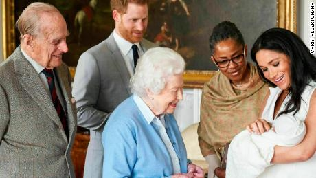 Meghan and Harry's baby Archie won't cure racism in UK -- but marks progress
