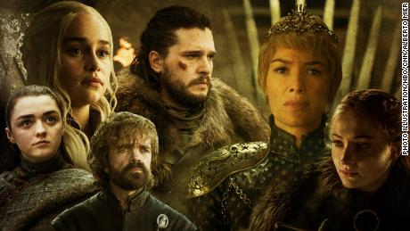'Game of Thrones' finale: A poisoned chalice?