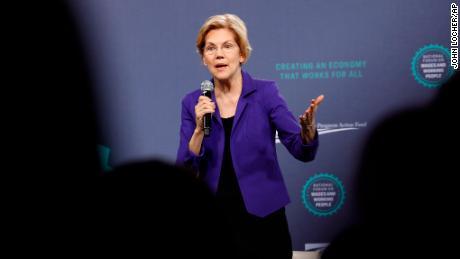 Elizabeth Warren is rejecting Fox News, but most of her rivals aren't