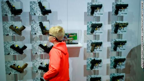 Locking up guns could reduce teen and childhood firearm deaths by a third