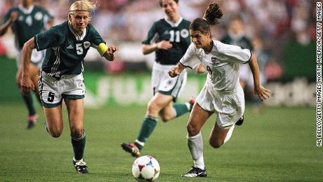 a37978529c2 Women's World Cup: The match that changed women's football   ZUKUS
