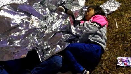 Homeland Security doctor says he's giving migrant children the care he'd want for his own kids