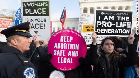 Here are the states pushing to restrict abortion access