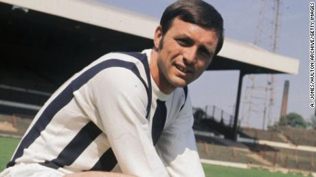 Astle scored 174 goals for West Brom.