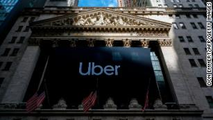 Uber lost more than $1 billion in the first quarter