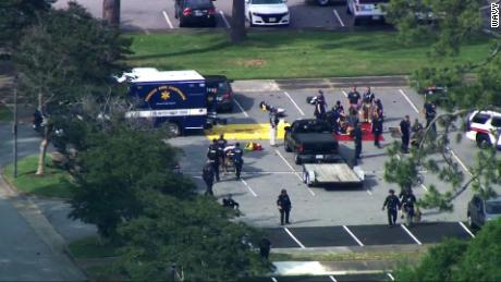 Virginia Beach gunman wished him a 'good day' before the carnage, co-worker says