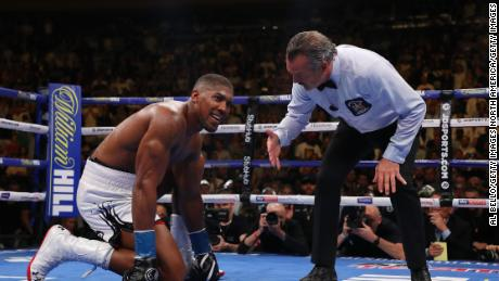 What next for once 'invincible' star Anthony Joshua after shock defeat by Andy Ruiz Jr?