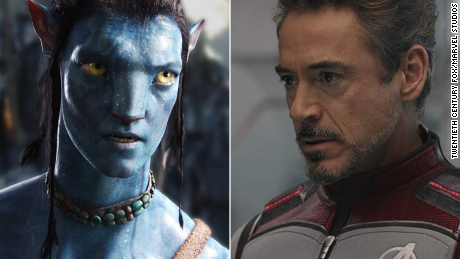 'Avengers: Endgame' passes 'Avatar' to become the highest-grossing film ever