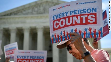 Second judge won't let Justice Department lawyers swap out on census case