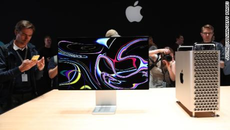 Apple revealed a collection of new products at the Worldwide Developer Conference.
