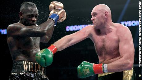 Fury insists he is not thinking about the Deontay Wilder rematch yet.