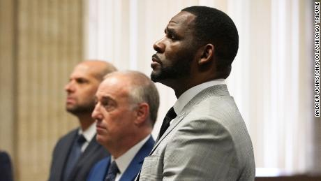 Prosecutors allege R. Kelly's former manager called in gun threats to 'Surviving R. Kelly' screening