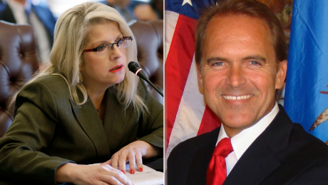 2 former state senators found dead in Arkansas and Oklahoma within days