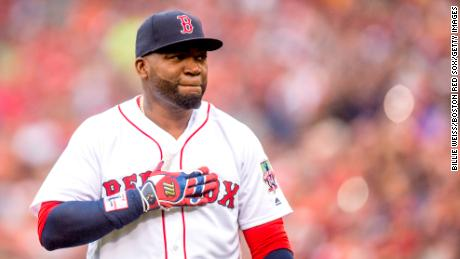 Dominican officials say alleged gunman mistook Big Papi for someone else