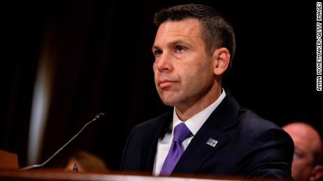 Acting DHS head McAleenan spars with senators over border crisis