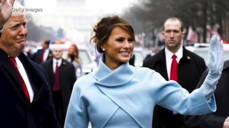 Woman of mystery: Melania Trump