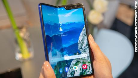 Samsung's Galaxy Fold is all but dead for now, but it hasn't given up on innovative phone design