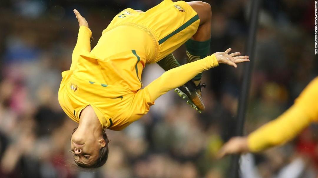 Sam Kerr: The football prodigy who became Australia's million dollar player