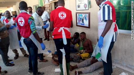 30 dead in triple suicide bomb blasts in Nigeria