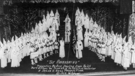 Some scholars also believe the 1896 Supreme Court ruling emboldened white supremacists in the early 1900s.