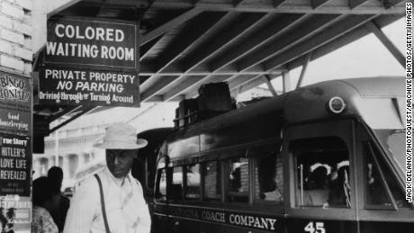 The Plessy v. Ferguson decision gave legal cover to Jim Crow segregation laws.