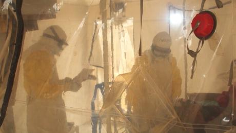 Scientists take another step towards a cure for Ebola in Congo