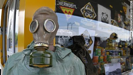 Chernobyl and the dangerous ground of 'dark tourism'