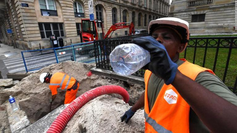 Your health is at risk during a heatwave Health