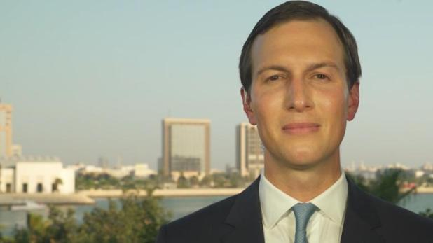 Image result for Kushner doubles down on criticism of Palestinian leadership, but reaches out to President Abbas