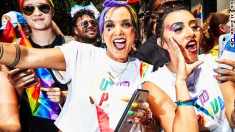 In June 2019, millions of people celebrated the World Pride parade in New York, marking the 50th anniversary of the Stonewall riots.