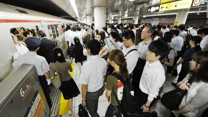 the world's busiest transit lines, according to google   cnn travel