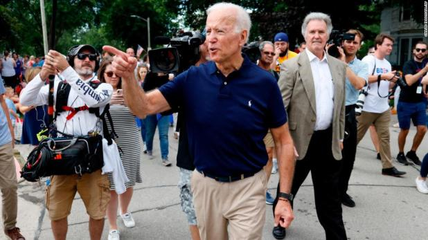 Image result for Biden says Trump's July 4th event is designed 'to stroke his ego'
