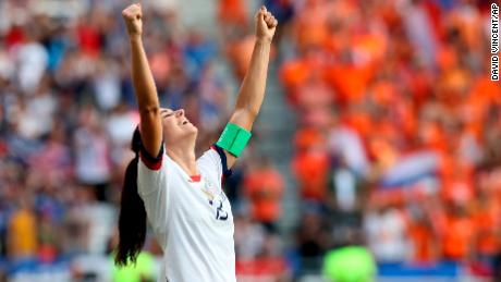 US women's soccer team will be regaled with a ticker tape parade Wednesday in NYC