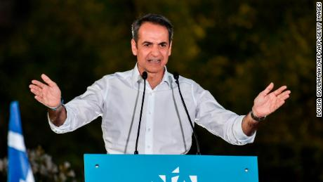 Greek elections: Victory for New Democracy party signals end of left-wing populism