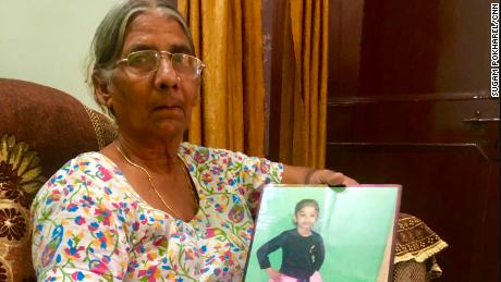 """Surinder Kaur says she fainted when she heard the news of her granddaughter's death. """"After I regained my consciousness, I just kept repeating her name. I wanted to see her one last time."""""""