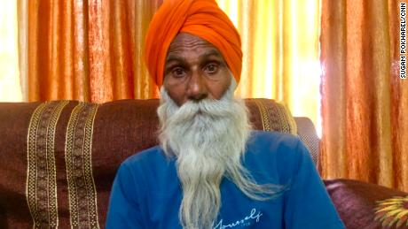 "Gurmeet Singh says the family is devastated by his granddaughter's death. ""She was a very smart, fearless kid."""