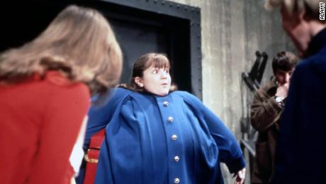 Denise Nickerson as Violet Beauregard in 'Willy Wonka & the Chocolate Factory'