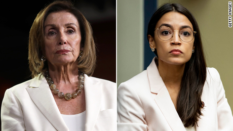 Dispute between Pelosi and 'the squad' has House Democrats pleading for unity