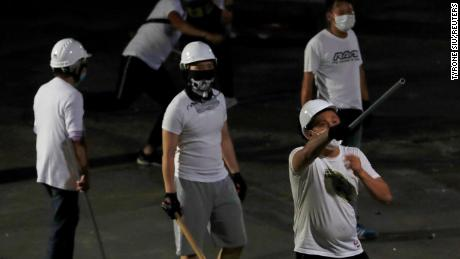Fear of thugs for hire in Hong Kong after mob attack