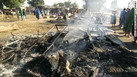 การดึงกลับของทรัมป์ในแอฟริกาตะวันตกจะทำให้ผู้ก่อการร้ายเป็นอิสระ