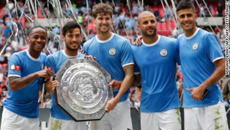 Community Shield: Manchester City beats Liverpool to begin ...